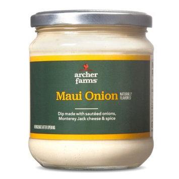 Archer Farms Maui Flavored Onion Dip 15floz