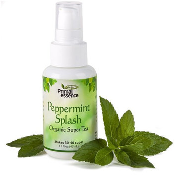 Organic Super Tea Peppermint Primal Essence 1.5 oz Spray