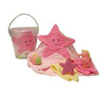 Lambs & Ivy Bath To Go Gift Set, Little Star (Discontinued by Manufacturer)