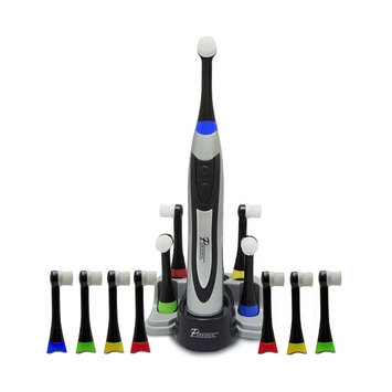 Stc Pursonic Rechargeable Electric Toothbrush with 12 Bonus Brush Heads