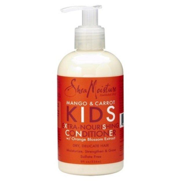 SheaMoisture Mango & Carrot Kids Extra-Nourishing Conditioner - 8 fl