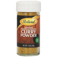Roland Madras Curry Powder, 2-Ounce (Pack of 8)