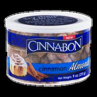 Cinnabon Cinnamon Almonds