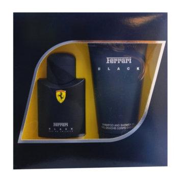 Ferrari Black Gift Set 2 Piece, 1 set