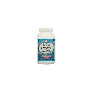 Vitacost Brand Vitacost Synergy Energy Multi-Vitamin -- 240 Capsules