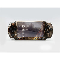 Pacers Prince of Persia PSP (Slim) Dual Colored Skin Sticker, PSP 2000