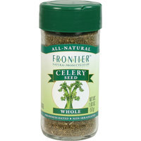 Frontier Celery Seed Whole