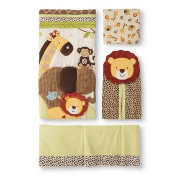 NOJO Kulala 4pc Crib Bedding Set
