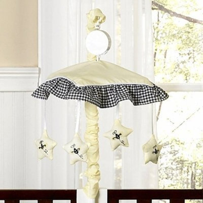 Sweet Jojo Designs Musical Baby Crib Mobile - Bumble Bee