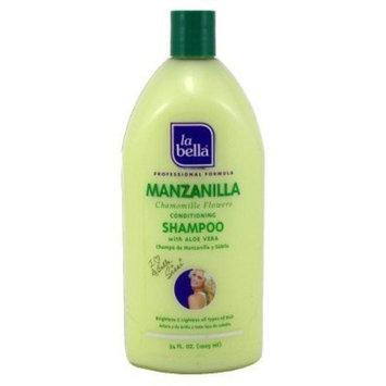 La Bella Shampoo, 34-Ounces