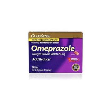 Good Sense Imeprazole Acid Reducer 20 mg - 14 Tablets