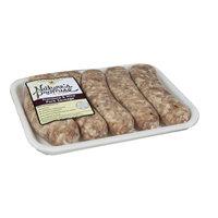 Nature's Promise Naturals Provolone & Wine Pork Sausage