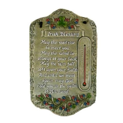 Millwork Eng Dba The Craft Room 'Irish Blessing' Resin Wall Art