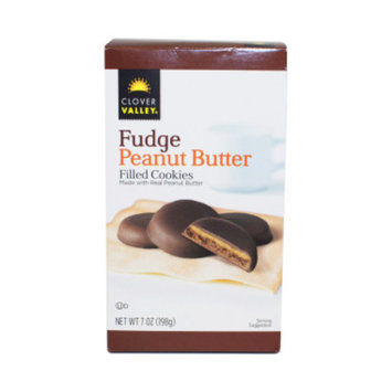 Clover Valley Fudge Peanut Butter Cookies
