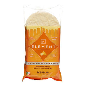 Element Rice Cakes Sweet Orange 3.5 oz