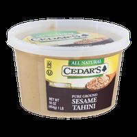 Cedar's Pure Ground Sesame Tahini