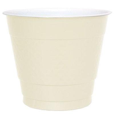 Hanna K Signature Hanna K. Signature 85780 9 Oz. Ivory Plastic Cup - 600 Per Case
