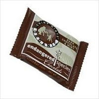 Endangered Species Dark Chocolate Mint Bites pc -Pack of 64