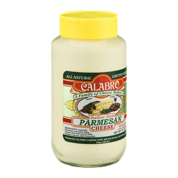 Calabro Italian Style Parmesan Cheese