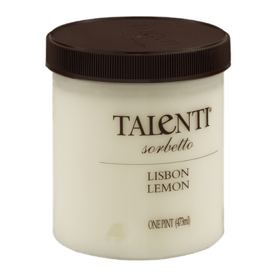 Talenti Lisbon Lemon Sorbetto