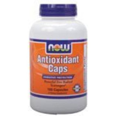 Now Foods Antioxidant Capsules, 180-Count