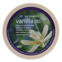 Boots Extracts Body Scrub Vanilla