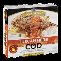 Sea Cuisine Tuscan Herb Cod