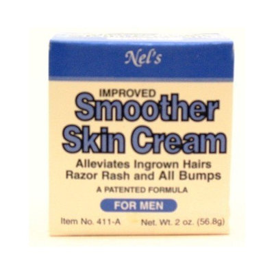 Nel's Smoother Skin Cream For Men 2 oz.
