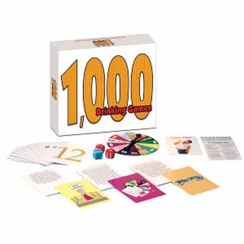 Drinking Games 1000  Ages 21+