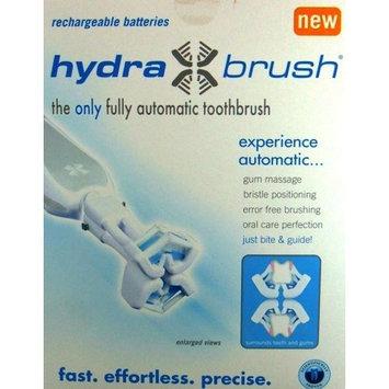 Hydrabrush power toothbrush