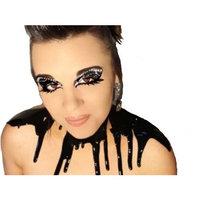 Midnight Glitter Eyes False Eyelashes Professional Make Up Artist Look Exotic Eyes