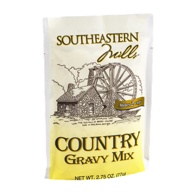 Southeastern Mills Gravy Mix Country
