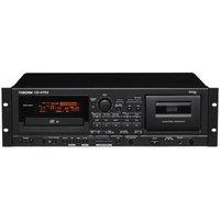 Tascam CD-A750 Balanced Rack Mount Rackmount CD Player/Cassette Recorder