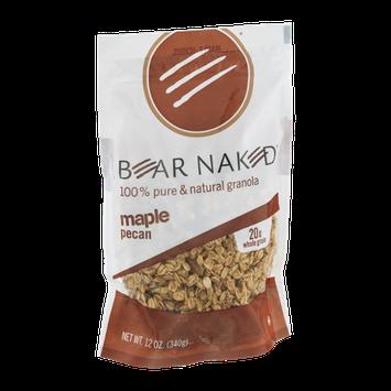 Bear Naked 100% Pure & Natural Granola Maple Pecan