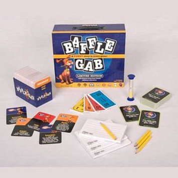 Discovery Bay Games Baffle Gab, Ages 7+, 1 ea