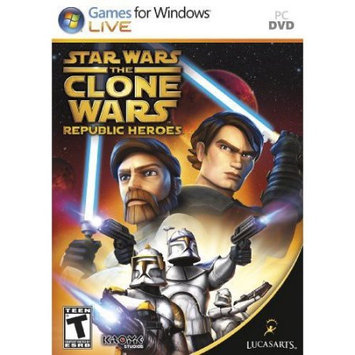 Lucasarts Entertainment Company LucasArts Star Wars the Clone Wars: Republic Heroes