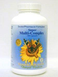 Super Multi-Complex 180 caps by Verified Quality