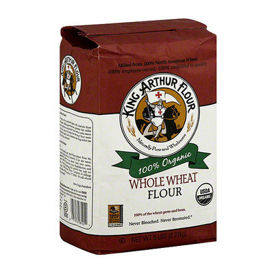 King Arthur Flour Organic Whole Wheat Flour
