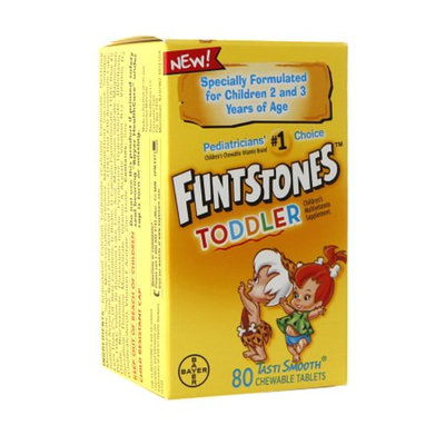 Flintstones Toddler Multivitamin Chewables