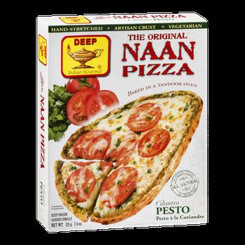 Deep The Original Naan Pizza Cilantro Pesto
