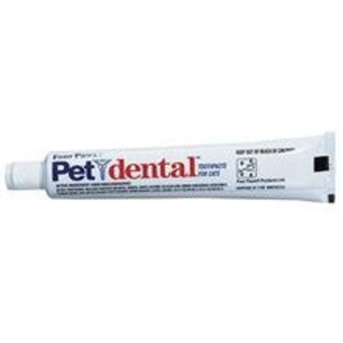 Four Paws Pet Products PetDental Cat Toothpaste, 2.5oz.