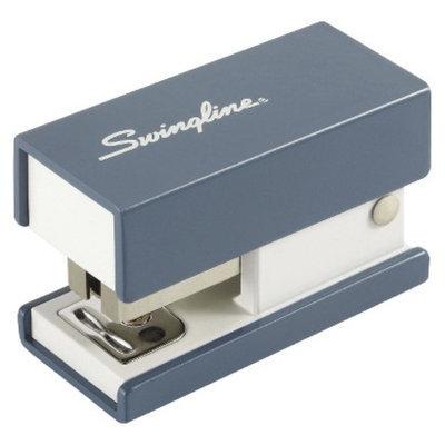 Swingline Mini Fashion Stapler - 12 Sheet Capacity - Blue