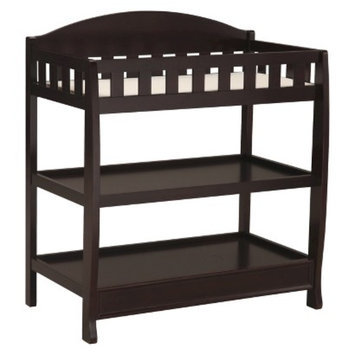 Delta Children Changing Table - Dark Chocolate