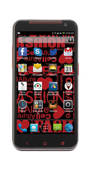 Gnj Manufacturing, Inc. CellAllure FASHION High Quality Unlocked GSM Dual SIM Android Smart Phone