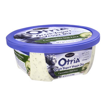Marzetti Otria Greek Yogurt Veggie Dip Cucumber Dill Feta
