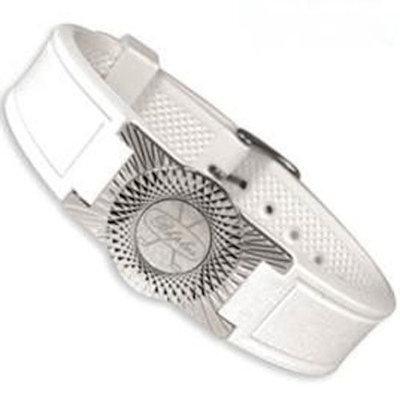 Excel Bracelets Magnetic Golf Bracelet Unisex White + FREE GIFT BOX