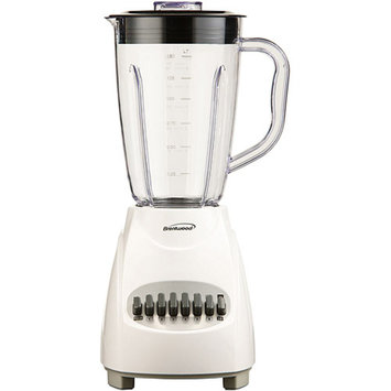 Brentwood BRENTWOOD JB-810 5-Speed Blender with Stainless Steel Base & Glass.