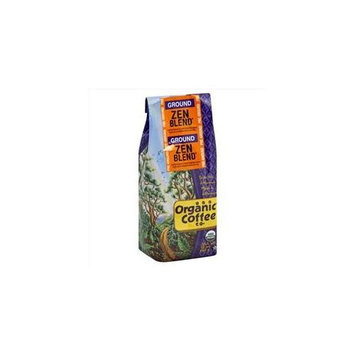 The Organic Coffee Zen Blend Ground -Pack of 6