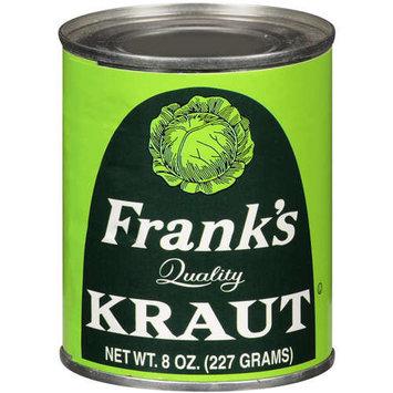 Frank's: Kraut Quality, 8 Oz
