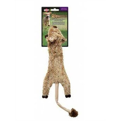 Ethical 5711 Skinneeez Austrlian Wombat Stuffing-Less Dog Toy, 21-Inch
